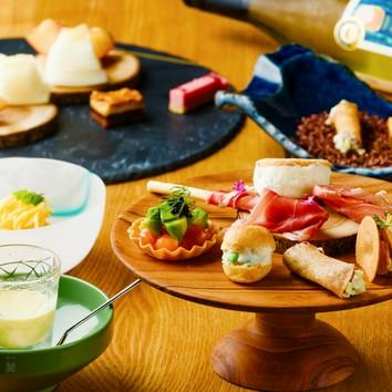 選べる料理中心コース〈料理7品〉4,900円(税別)