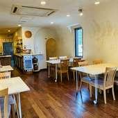 長浜旅館併設のカフェ&ダイニング