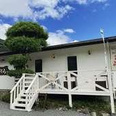 老舗割烹長濱旅館に併設されたカフェ&ダイニングです