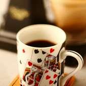裏人気メニュー! 挽きたての美味しいコーヒー