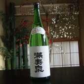 ■満寿泉 純米大吟醸
