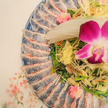 北海道の味覚キンキと毛蟹のしゃぶしゃぶ 15000円⇒13000円