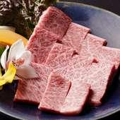 長年の信頼関係を築いている仕入れ先から良質な肉を仕入れてます