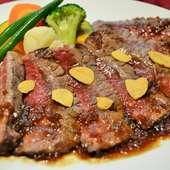 千葉中央、肉バル、ステーキ