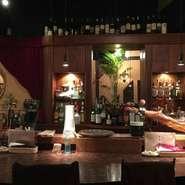こだわりの空間に、自慢のスペイン料理!本格スペイン料理は珍しいお料理も。インスタ映えも◎豊富なワインやカクテルを楽しみながら、思い出の女子会を★