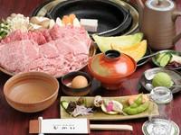 ◆寿き焼料理コース  日本の家庭の味、寿き焼料理。