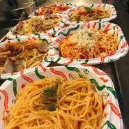 コロナウイルスの影響で店内にてお食事が難しお客様 ご自宅・仕事場リモートワークなどでパスタやピッツアをお召し上がりになられたいお客様 是非ご活用ください。ウーバーイーツなど出前もございます。