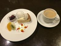 自家製トマトソース五穀米のバターライス使用