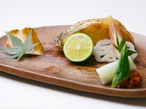 旬の魚 焼物