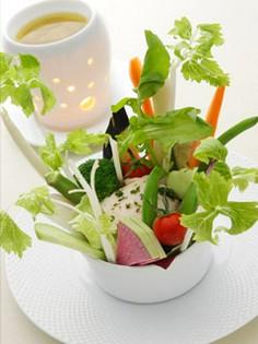地元野菜へのこだわり。「旬」の野菜を最旬で味わう贅沢さ