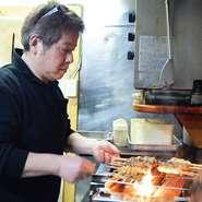 手がける料理は決して手間を惜しまず、素材の持ち味を大切に丁寧に仕上げて提供することを心がけています。趣向を凝らした自慢の料理をぜひ、ご堪能ください。