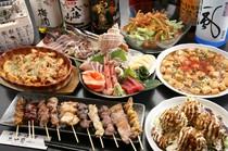 ☆宴会コース料理各種☆