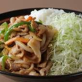 ボリューム満点の麺類から、本格中華までお得に楽しめます