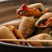 チャンバラ貝磯煮(土佐の珍味)