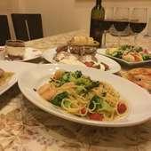 イタリアンで歓迎会 飲み放題付プランがお得です!