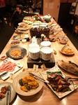 手作り&ヘルシーなお野菜中心のお惣菜が30~40品