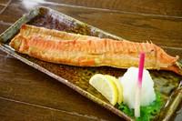 サラダ部門人気№2 たっぷりかにが入った贅沢なサラダです。