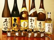 利き酒セット(おすすめAセット)高清水・越乃寒梅・久保田
