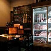 冷蔵庫に入ってるお肉は一見の価値あり