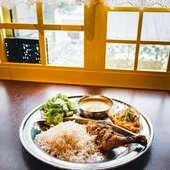 自家製・野菜のサモサ