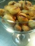 - Arrosto di pistacchi e granturchi -