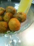 - Fritto di olive ripiene alla campagnola -