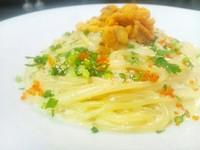 - Spaghetti ai ricci di mare -