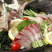 【魚】本日の鮮魚