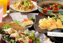 30種類食べ放題(4200円)と80種食べ放題(4700円)からコースをお選びください。