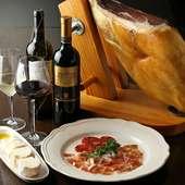 シンプルな美味しさが楽しめるスペイン料理は歓送迎会にも最適