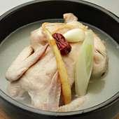 ・参鶏湯(サムゲタン)