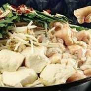 スープとモツが大幅バージョンアップ!!『赤牛のもつ鍋』