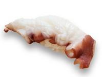 片口いわしの稚魚「生しらす」。 鮮度が落ちやすいため、高知以外ではめったに食べられない珍味です。
