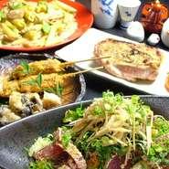 ■こちらのコースは4名様より承ります。 前日までにご予約をお願い致します。  ■ご予約の際は「ヒトサラを見て」とお伝え下さい。  ■各種宴会を、ご予算に合わせて受け付けます。お気軽に問合せ下さい  ◆なお、以前ご好評いただいておりました「いごっそプラン」(…+500円で、簡単な土佐のお座敷遊び&接待付プラン)は、コロナの影響を踏まえまして現在休止させて頂いております。