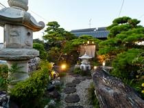 心癒される日本庭園