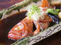 金目鯛姿煮