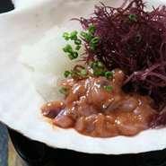 青森県産の新鮮食材でご提供致します!!「地産地消」がモットーです!!