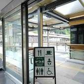 箱根湯本駅南出口直結