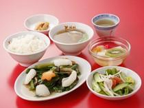 台湾野菜ランチ(平日限定ランチメニュー)