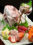市場直送の鮮魚達