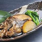 日替わりおすすめ煮魚