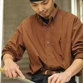 手作りにこだわった新鮮な食材をご用意。