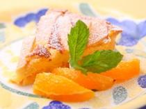 爽やかなオレンジの香りのタルト『パスティエラ』
