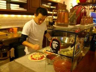 ナポリの老舗で学んだ味をここ広島で受け継ぐ