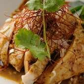 四川料理の定番『よだれ鶏(口水鶏)』