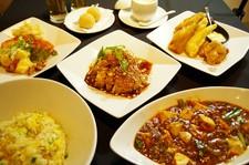 【女子会特典】あり!! 旬の食材を使ったディナーコースです。