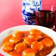 プリプリの海老! 辛すぎない味は子どもからお年寄りまで幅広い年代の方に召し上がっていただけます。