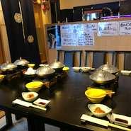 「倉」では四季折々の山形料理がお愉しみ頂けます。 県内のお客様はもちろん、県外のお客様もおもてなしや接待にも是非ご利用下さい。