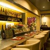 接待やデートなど、特別な日にもぴったりな落ち着いた和食料理店