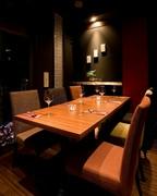 6名様用テーブル席